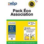 Logiciel de gestion EBP Pack Eco Association