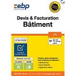 Logiciel de gestion EBP  Devis et Facturation Batiment OL