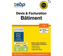Code EBP Devis et Facturation Batiment OL