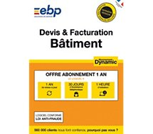 Code EBP Devis et Facturation Batiment DYNAMIC
