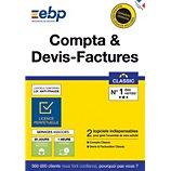 Logiciel de gestion EBP  Compta et Devis-Factures Classic