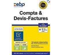 Code EBP  compta et Devis - Factures Classic