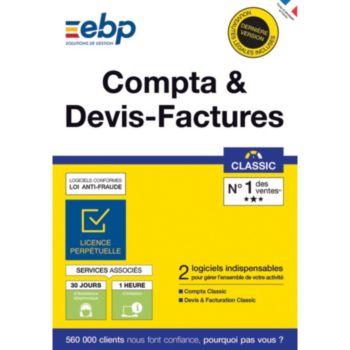 EBP Compta et Devis-Factures Classic