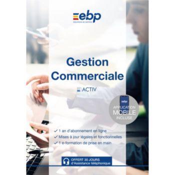 EBP Gestion Commerciale Activ SAAS12M MAJ