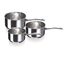 Casserole Beka  Chef x3  16-18-20 cm