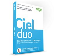 Logiciel de gestion Ciel Duo (Compta + Devis Facture)
