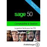 Logiciel de gestion Ciel Sage 50cloud Ciel COMPTA+FACTURATION 30j
