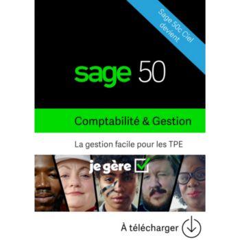 Ciel Sage 50cloud Ciel COMPTA+FACTURATION