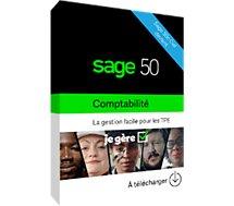 Logiciel de gestion Ciel Sage 50cloud Ciel COMPTA 1 an