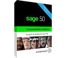 Logiciel de gestion Ciel Sage 50cloud Ciel COMPTA+FACTURATION 1an