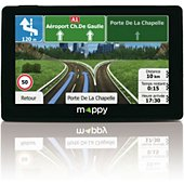 GPS Mappy ULTI X585 CAMP