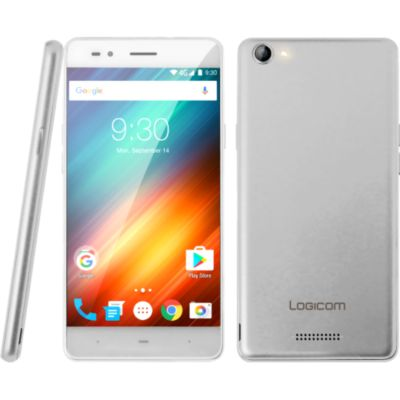 Smartphone Logicom Powerbot Argent / Silver 16 Go