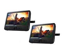 Lecteur DVD portable double écran D-Jix  PVS 906-50SM TWIN Slave Master