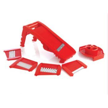Mastrad multi-lames (rouge)