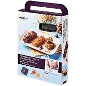 Kit Pâtisserie Mastrad Barres cereale moule et boites