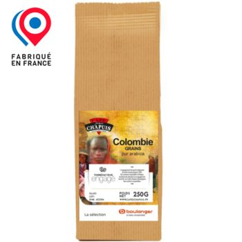 Cafe Chapuis COLOMBIE