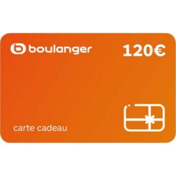 Boulanger 120 Euros