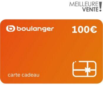 Boulanger 100 Euros