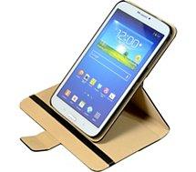 Etui Essentielb Galaxy Tab 3 8'' rotatif noir
