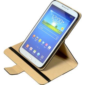 Essentielb Galaxy Tab 3 8'' rotatif noir