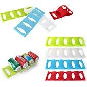 Clayette Essentielb Porte canettes silicone - 4 coloris