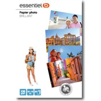Essentielb 10x15 - 20 f - 230 g/m²