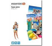 Papier photo Essentielb  A4 - 40 f - 230 g
