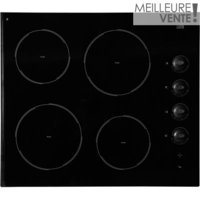 Table vitroc ramique vos achats sur boulanger - Induction ou vitroceramique ...