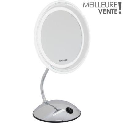 Sauna facial miroir l 39 achat malin boulanger for 2 miroir face a face