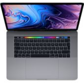 Ordinateur Apple Macbook CTO Pro 15 Touch Bar I7 2.6 32 512 Gris