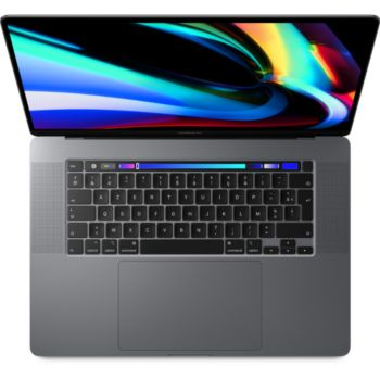 Macbook CTO Pro 16' i9 2.4ghz 64go 8To SSD Gris