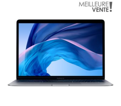 Ordinateur Apple Macbook AIR I5 8Go 256Go Gris Sidéral