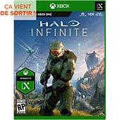 Jeu Xbox One Microsoft Halo Infinite