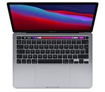 Ordinateur Apple Macbook  CTO Pro 13 New M1 16 512 Gris Sideral
