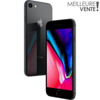 Apple iPhone 8 64Go Gris Sidéral     reconditionné