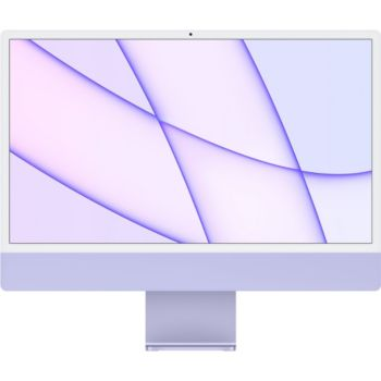 Imac CTO 24 Violet M1 512 GPU
