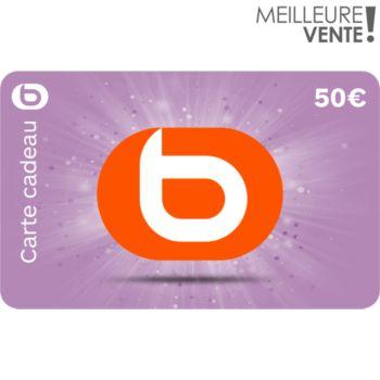 Boulanger Cadeau 50 euros