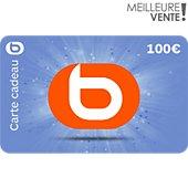 Carte cadeau Boulanger Cadeau 100 euros