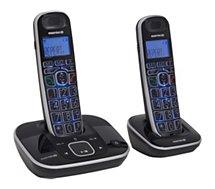 Téléphone sans fil Essentielb  Confort 15.2 Noir