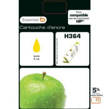Essentielb H364 Jaune Série Pomme