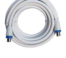 Câble antenne TV Essentielb 10M  9.5mm 17VATC