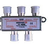 Répartiteur Essentielb 4D 5-2400 MHz 11.5dB