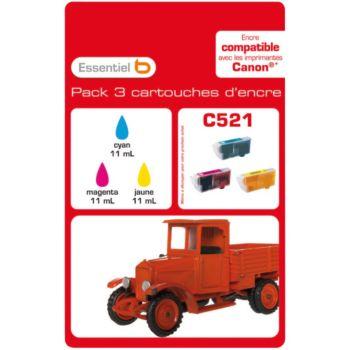 Essentielb C521 C/M/J Série Camion