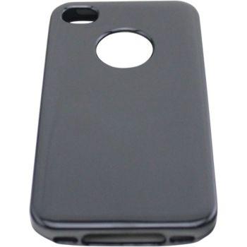 Listo iPhone 4/4s Silicone noir