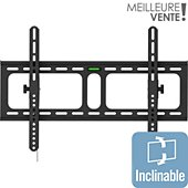 Support mural TV Essentielb Inclin'TV 32-75''