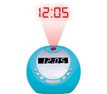 Radio réveil Essentielb  Get Up Turquoise