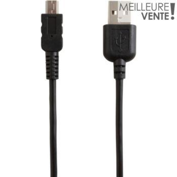 Essentielb Mini USB 2.0 A 60CM