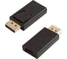 Adaptateur DisplayPort Essentielb DisplayPort M vers HDMI F