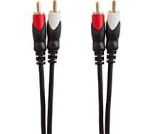 Câble RCA Essentielb  0M80