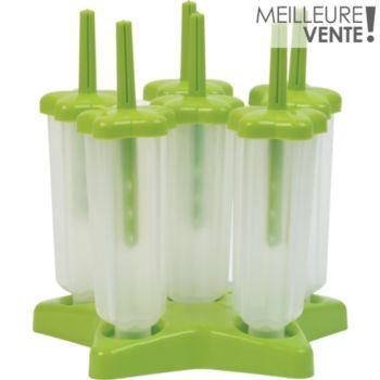 Essentielb 6 empreintes - vert